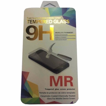 Harga MR SAMSUNG Galaxy S4 Mini I9190 Tempered Glass Anti Gores Kaca/ Screen Guard - Clear