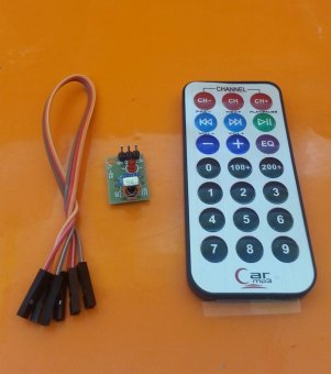 Harga Arduino Infrared Remote with Receiver