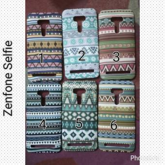 Case Ultrathin Batik For Zenfone Selfie/ Softcase Zenfone Selfie Motf