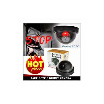 Harga Dummy CCTV Palsu / Fake CCTV / Replika + Infrared