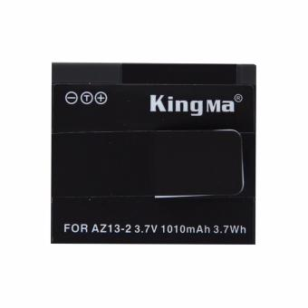 Harga KingMa Baterai Replacement / Spare Battery for Xiaomi Yi International Free Battery Case - Hitam