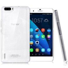 Imak Crystal II Ultra Thin Hard Case Casing Cover Huawei Honor 4C - Transparan