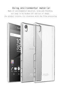 Detail Gambar Imak PC Case for Sony Xperia Z5 (Clear) Terbaru