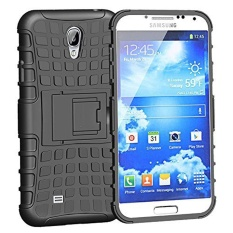 Impact Resistant Heavy Duty Rugged Dual Layer Hybrid ArmorProtection Case with Built-in Kickstand for