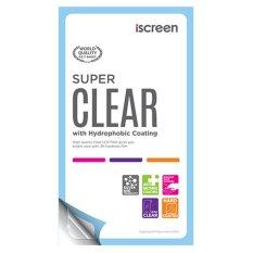indoScreen iScreen Anti Gores Lenovo A390 - Clear