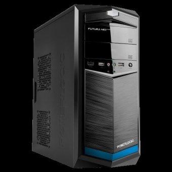"Intel Pc Rakitan Middle - i3-4130 - ECS H81H3-M4 - 500Gb- 4Gb - LCD19"" - Mouse and Keyboard"