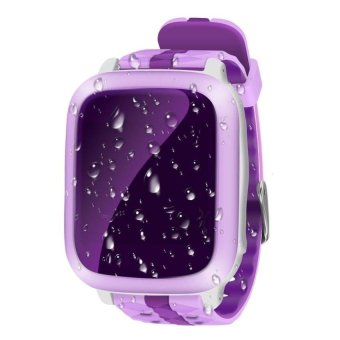 IP67 Waterproof Touch Screen Kids Smart Watch LBS+WIFI+GPS+AGPSLocator Tracker SOS Call For iOS And Android - intl