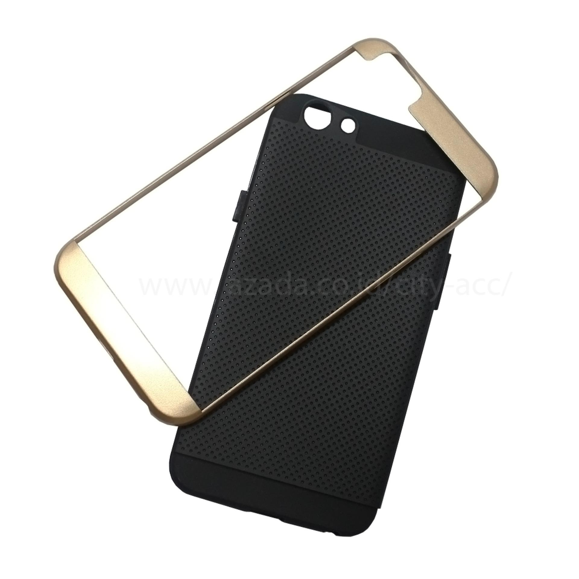 iPaky Case For Oppo F1 S - Gold ...
