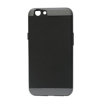 iPaky Case For Oppo F1 S - Grey