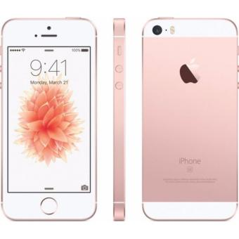 IPHONE 5 16GB Rose Gold [Distributor Warranty 1 Year]
