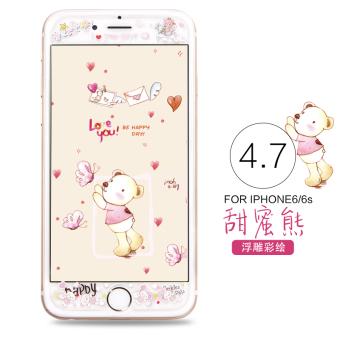 ... Hot Deals Iphone6plus kartun warna apel enam filter warna pelindung layar pelindung layar pelindung layar Bandingkan