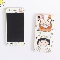 Iphone8/8 PLUS/7Plus Xiaoyu filter warna layar penuh nano telepon shell