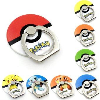 iRing / Ring stand - Cincin Hp Model Pokemon Go - 1Pcs