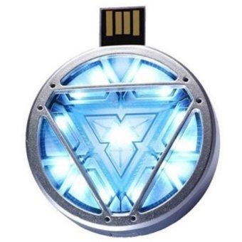 Review gambar Iron Man 3 Energy USB