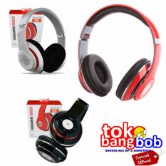 JBL Bluetooth Stereo Headphone Over the Ear TM 010s Hitam .