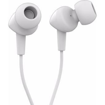 JBL C100SI In-Ear Headphones with Mic - Putih