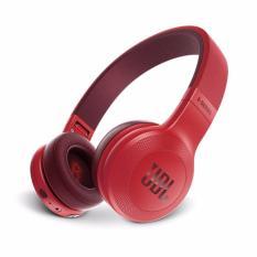 JBL E45BT Wireless Headphone - Red