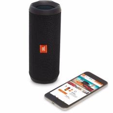 JBL Flip 4 Portable Speaker - Black