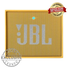 JBL GO Portable Bluetooth Speaker - Kuning