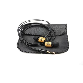 JBL M330 WOOD ORIGINAL with Microphone! + Free Leather Pouch