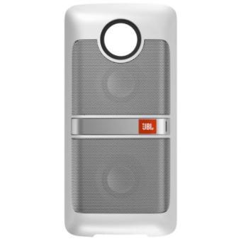 JBL SoundBoost Speaker Mods - White