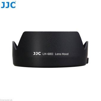 Detail Gambar JJC LH-68II Petal Lens Hood (Tudung lensa) Replaces CANON ES- 68 for CANON 50mm f1.8 STM Lens - intl Terbaru