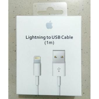 Kabel lightning iPhone 5 6 7 ORI apple ipad mini cable data