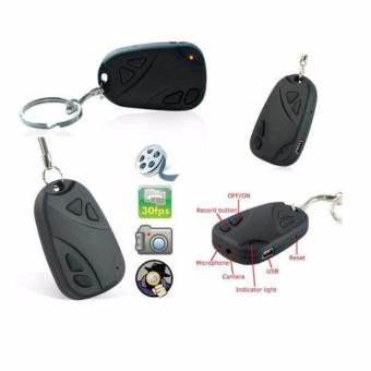 Kamera Model Gantungan Kunci Mobil Spy Cam Car Key 808 Mini
