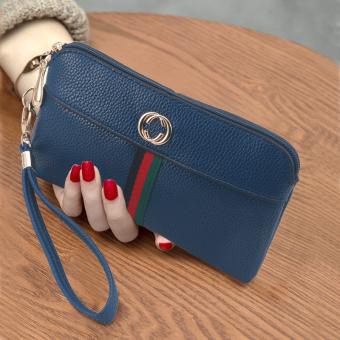 Kasual besar layar handphone tas clutch tas
