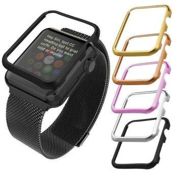 Kasus untuk Apple Watch seri 2 dan 1 38 mm aluminium Case campuran(tanpa penutup