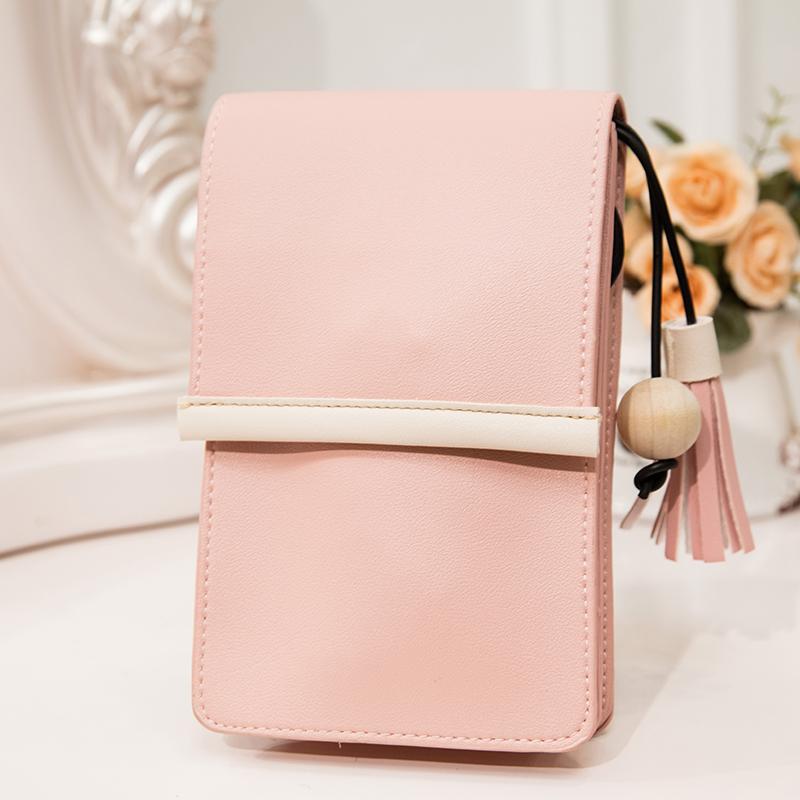 Eropa atau Amerika Baru Tas Besar Kecil Tas Wanita (Abu-abu Terang). Source · Kecil segar perempuan Mini Messenger paket handphone tas