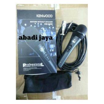 Diskon Jual Kenwood Kw 9000 Mic Mik Microphone Mikrofon Kabel Cable ...
