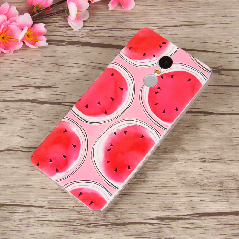 KINGSOIL note4/note4x silicone Redmi high with protective case phone case