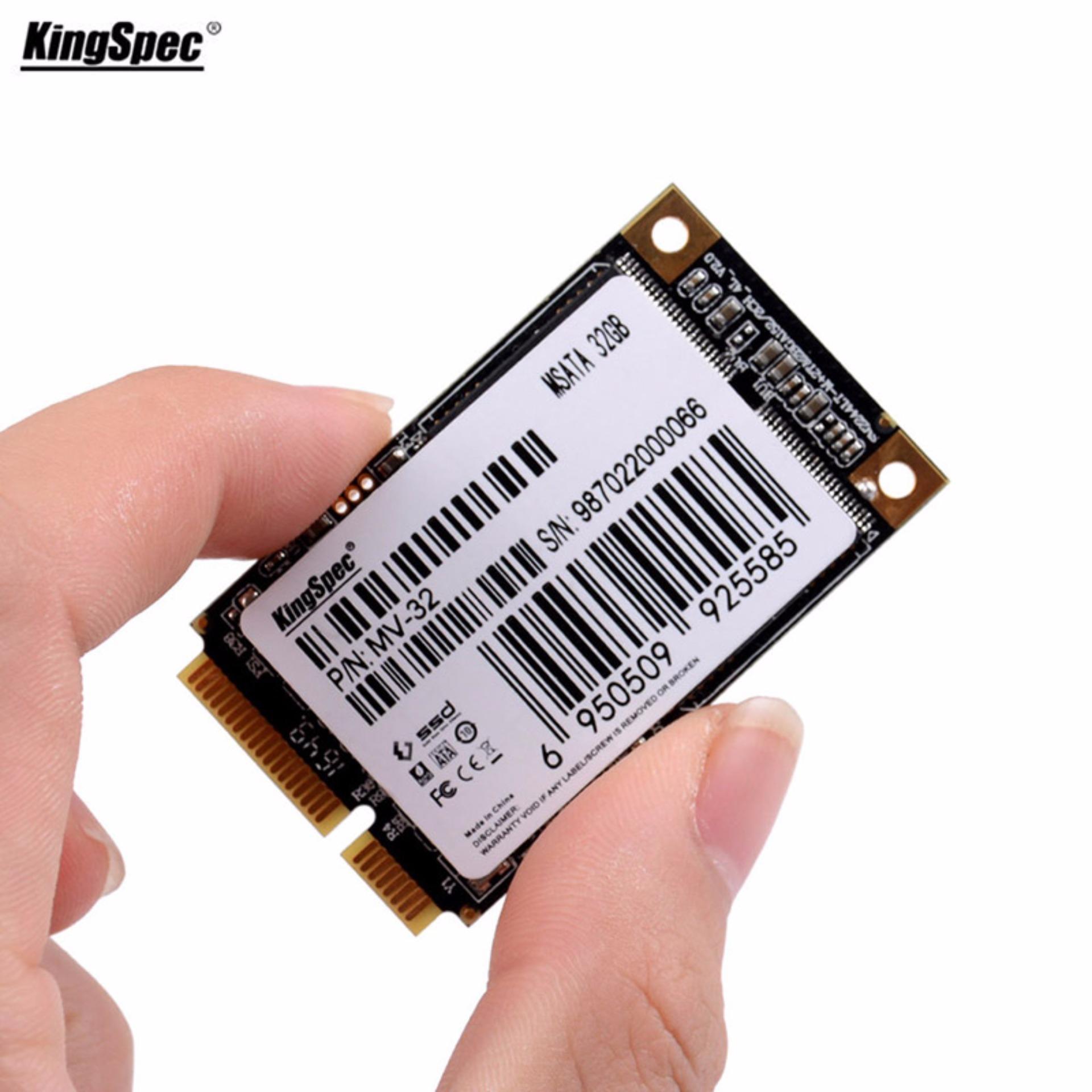 KingSpec 32 GB Mini PCI-E MSATA 4,57 cm 6 GB/S