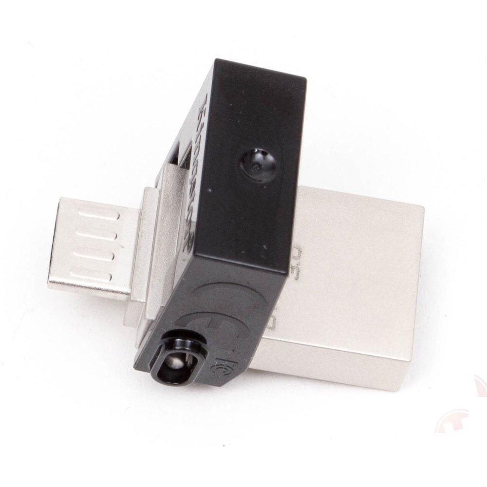 Sandisk Flashdisk Dual Drive Otg 64gb Usb 30 Flash Disk On The Go Ultra 32gb White Kingston Hitam