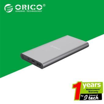 Spesifikasi (Kirim Sore Ini) ORICO T1 Type-C 10000Mah Power Bank                 harga murah RP 480.130. Beli dan dapatkan diskonnya.