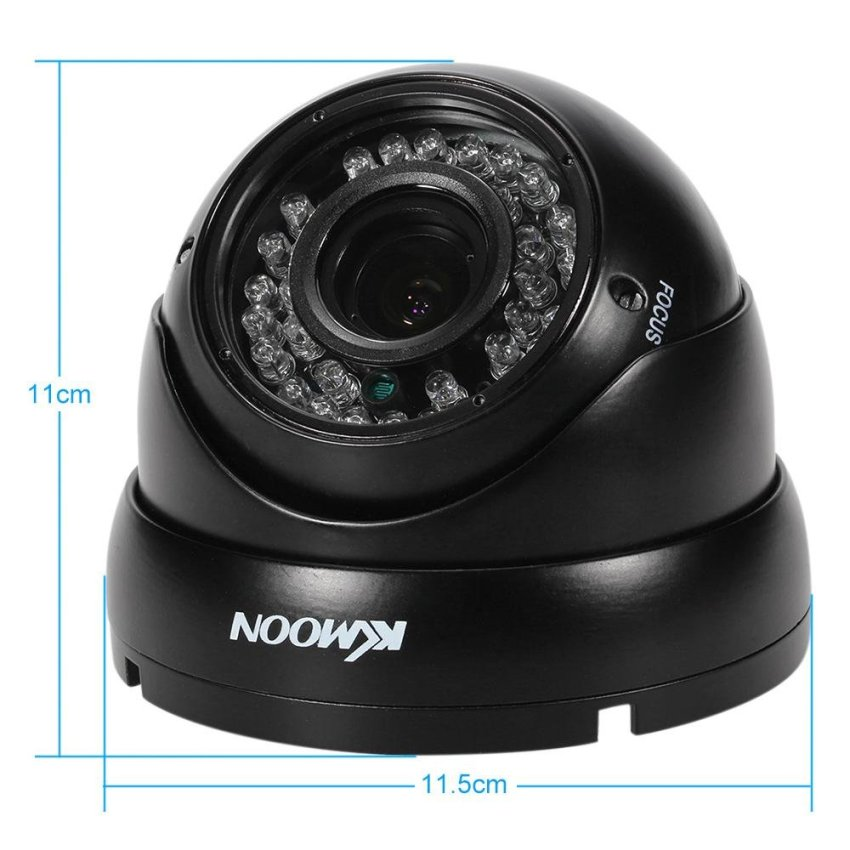 Jual KKmoon 1080P AHD Dome CCTV Camera 2.8~12mm Manual