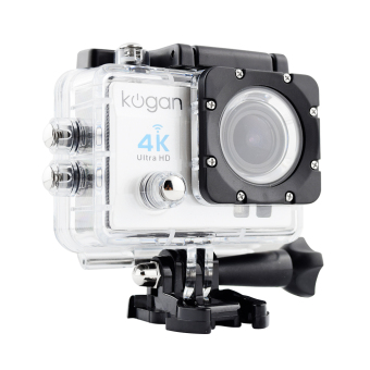 Harga Kogan 4K Ultra HD Action Camera Wifi -16MP - Putih