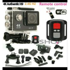 Kogan 4K Wifi Ultra HD Action Camera Wifi Sports Cam + Remote Control Shutter