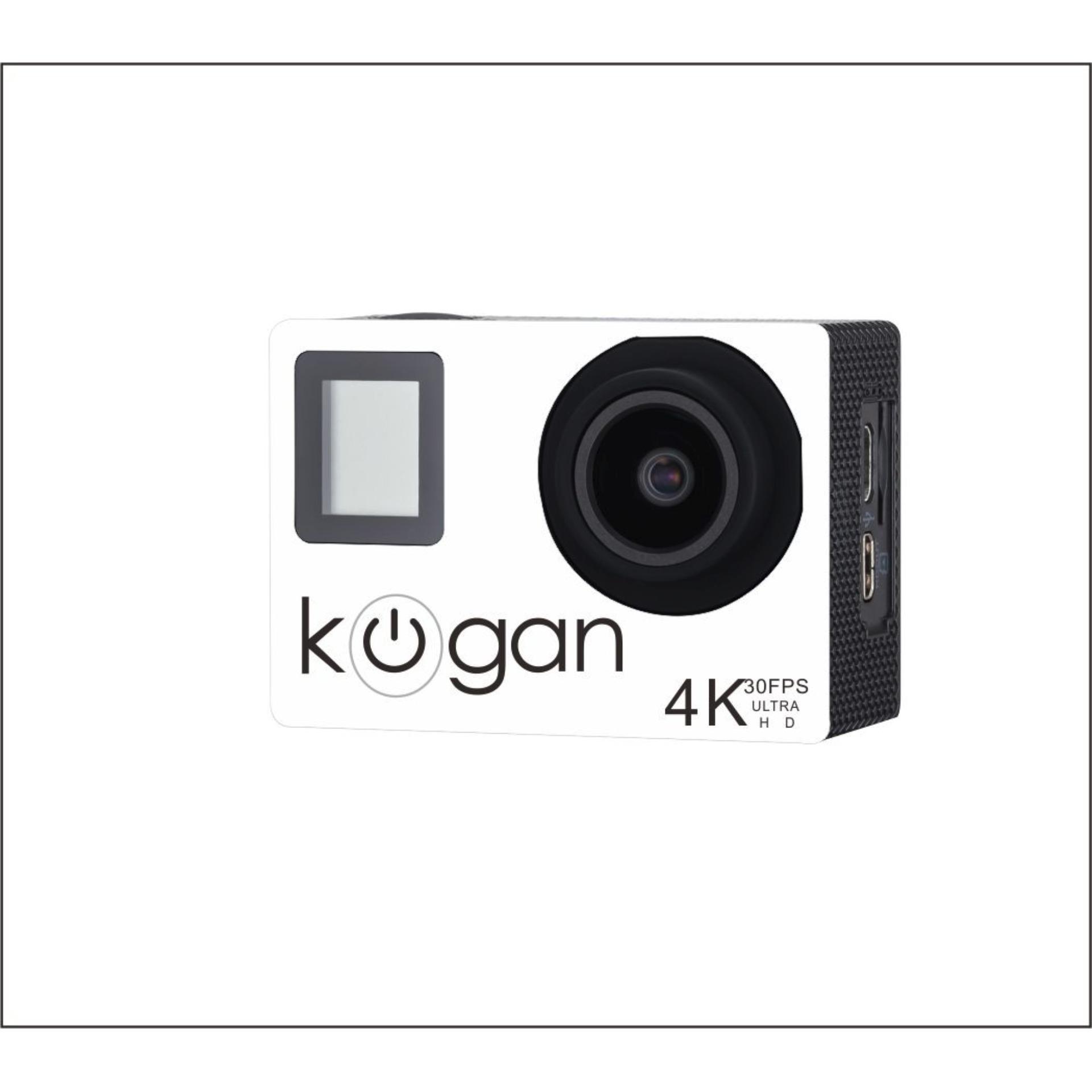 Harga Saya Kogan Action Camera 4k Nv Ultrahd 16mp Putih Wifi Kamera Sport Go Pro Ultra Hd Microsd16gb Class 10