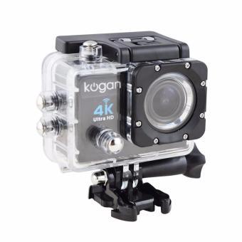 Jual Kogan Action Camera 4k Ultrahd - 16mp - Putih - Wifi Murah