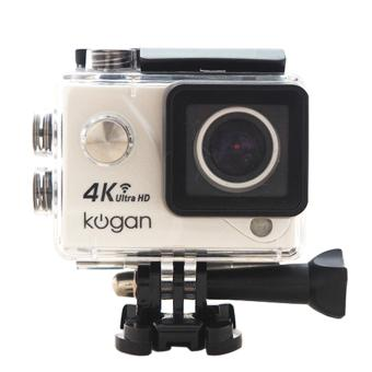 Harga Kogan Action Camera 4K+ UltraHD NV - 16MP - Putih - WIFI