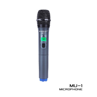 Krezt Wireless Microphone MU-1 (USB Microphone) - 2