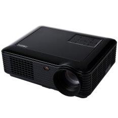 Kuat SV - 226 rumah teater 3500 lumen 800 x 480 piksel Multimedia LCD proyektor -