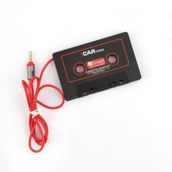 Gambar Produk LALANG Car Cassette Tape Stereo Adapter for iPod iPhone MP3/4 AUX CD