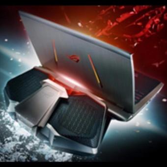 Laptop Asus GX800VH(KBL)-GY005T Garansi Resmi