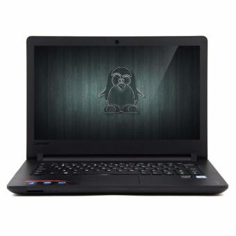 LAPTOP LENOVO CORE I5 PLUS VGA AMD RADEON R5-2GB IP 110-14ISK RAM 4GB HARDDISK 1TB NO OS LAYAR 14 INCH