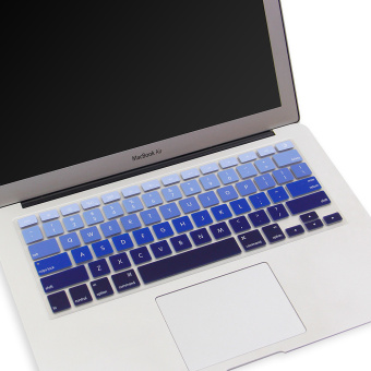 Laptop warna membran keyboard