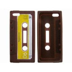 Rp 27.570. Leegoal Case Bahan Silikon Lembut untuk IPhone 5/5 S (coklat)- InternationalIDR27570. Rp 27.779