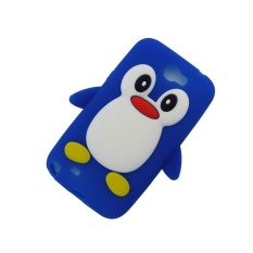Rp 271.000. Leegoal Dark Blue 3D Penguin Silicone Soft Skin Gel Case Cover forSamsung Galaxy Note II ...